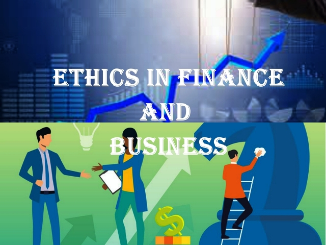 6 Reasons why Ethics is important in Business and Accounting